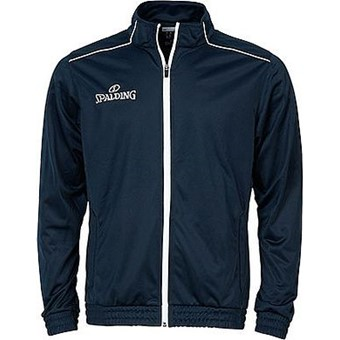 Picture of Spalding Team Warm Up Classic Jacket Kinderen - Marine