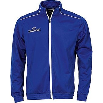 Picture of Spalding Team Warm Up Classic Jacket - Royal