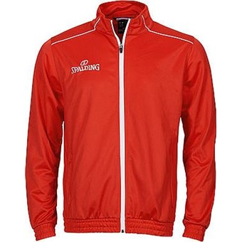 Picture of Spalding Team Warm Up Classic Jacket - Rood