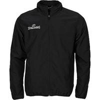 Spalding Pure Woven Jacket Kinderen - Zwart
