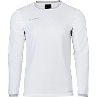 Picture of Spalding Pure Training Longsleeve Kinderen - Wit