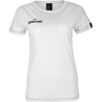 Picture of Spalding 4her Team II T-shirt Dames - Wit