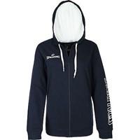 Spalding 4her Team II Sweater Met Kap Dames - Marine
