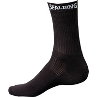 Spalding 3 Paar Sokken - Zwart