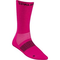 Spalding Coloured Socks - Fluo Roze