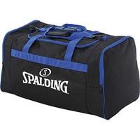 Spalding Large Sporttas Met Zijvakken - Zwart / Royal