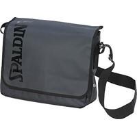 Spalding Premium Sports Messenger Bag - Zwart