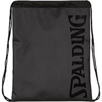Spalding Premium Sports Gymbag - Zwart