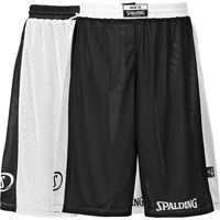 Spalding Essential Reversible Short - Wit / Zwart