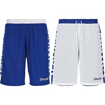 Picture of Spalding Essential 2.0 Reversible Short - Royal / Wit
