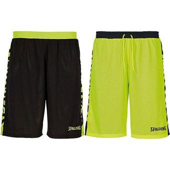 Picture of Spalding Essential 2.0 Reversible Short - Zwart / Fluogeel