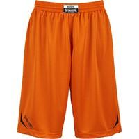 Spalding Attack Basketbalshort Kinderen - Orange / Black