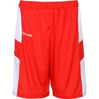 Spalding All Star Basketbalshort - Rood / Wit
