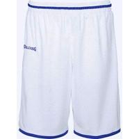Spalding Move Basketbalshort - Wit / Royal