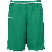 Spalding Move Basketbalshort Kinderen - Groen / Wit