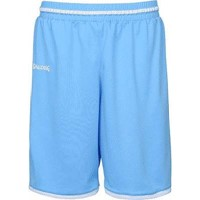 Spalding Move Basketbalshort - Hemelsblauw / Wit