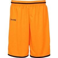 Spalding Move Basketbalshort - Oranje / Zwart