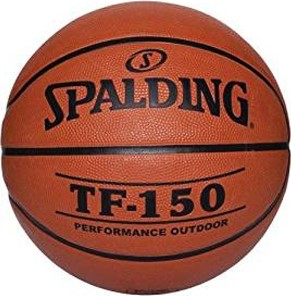 Picture of Spalding Tf 150 (size 6) Basketbal Dames - Oranje