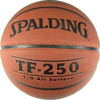 Picture of Spalding Tf 250 In/outdoor (size 6) Basketbal Dames - Oranje