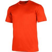 Stanno Field Shirt Korte Mouw Kinderen - Fluo Oranje