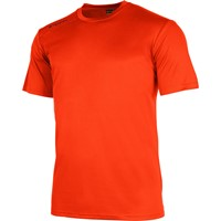 Stanno Field Shirt Korte Mouw - Fluo Oranje