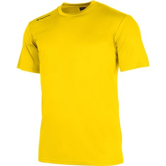 Picture of Stanno Field Shirt Korte Mouw - Geel