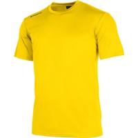 Stanno Field Shirt Korte Mouw - Geel