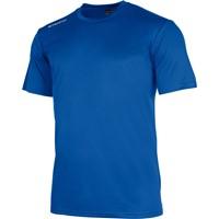 Stanno Field Shirt Korte Mouw Kinderen - Royal