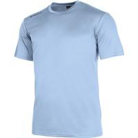 Stanno Field Shirt Korte Mouw - Hemelsblauw