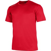 Stanno Field Shirt Korte Mouw - Rood