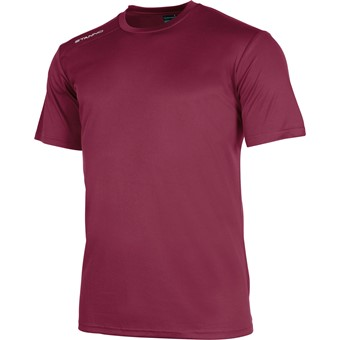 Picture of Stanno Field Shirt Korte Mouw Kinderen - Bordeaux