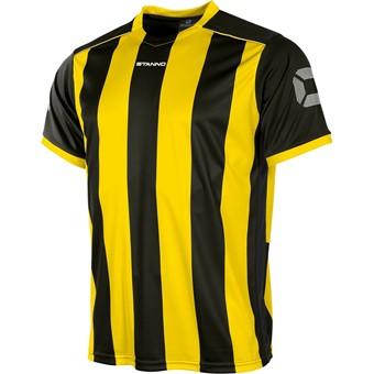 Picture of Stanno Brighton Shirt Korte Mouw Kinderen - Geel / Zwart