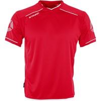 Stanno Futura Shirt Korte Mouw - Rood