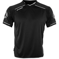 Stanno Futura Shirt Korte Mouw Kinderen - Zwart