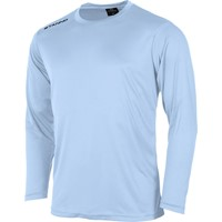 Stanno Field Voetbalshirt Lange Mouw Kinderen - Hemelsblauw