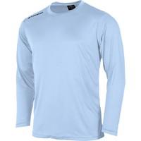 Stanno Field Voetbalshirt Lange Mouw - Hemelsblauw