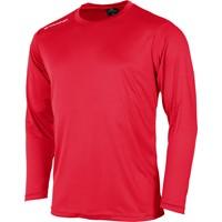Stanno Field Voetbalshirt Lange Mouw - Rood