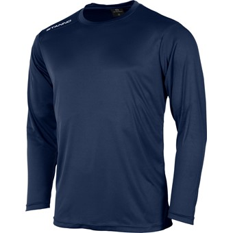 Picture of Stanno Field Voetbalshirt Lange Mouw - Marine