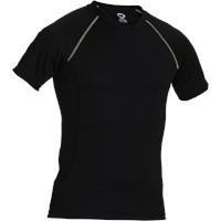 Stanno Shirt - Zwart