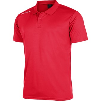 Picture of Stanno Field Polo Kinderen - Rood