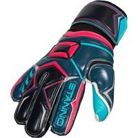 Stanno Fh Granite Keepershandschoenen Kinderen - Zwart / Lichtblauw