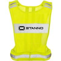 Stanno Reflective Running Vest - Fluogeel