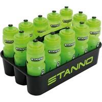 Stanno Luxe Flessenhouder Set - Zwart / Groen / Wit