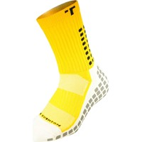 Trusox 2.0 Mid-calf Crew (cushioned) Trainingssokken - Geel